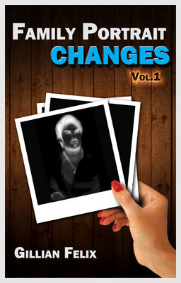 Changes 2nd book cover design