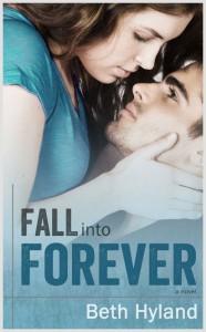 Fall Into Forever cover reveal