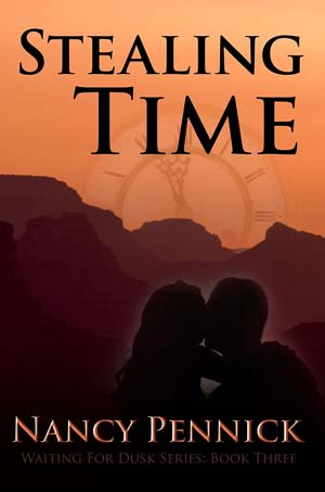 Stealing Time book cover