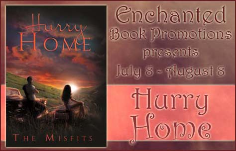 Hurry Home promo banner