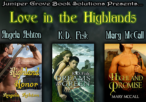 Love in the Highlands Banner