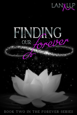 Finding our forever book promo
