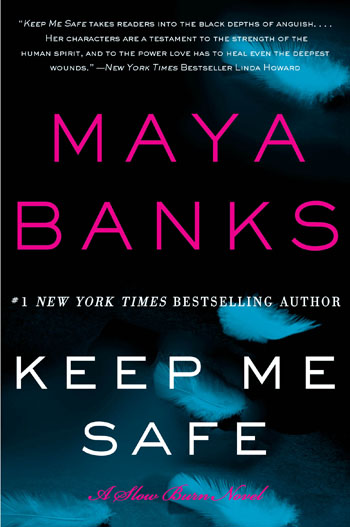 Keep Me Safe book cover