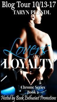 Lovers and Loyalty Blog tour