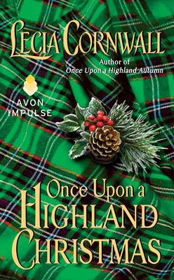 Once Upon a Highland Christmas book banner