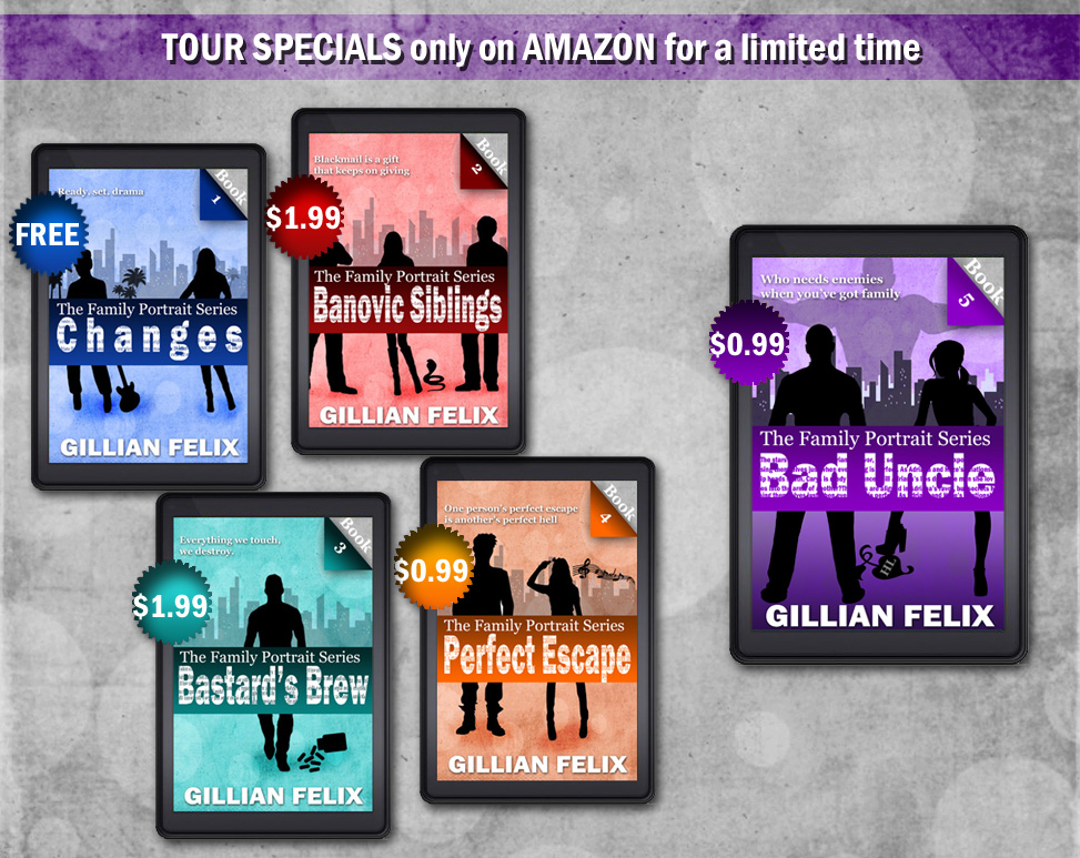 Bad Uncle tour specials