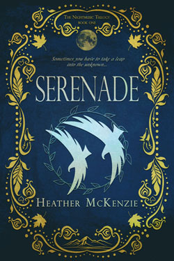 Serenade book cover