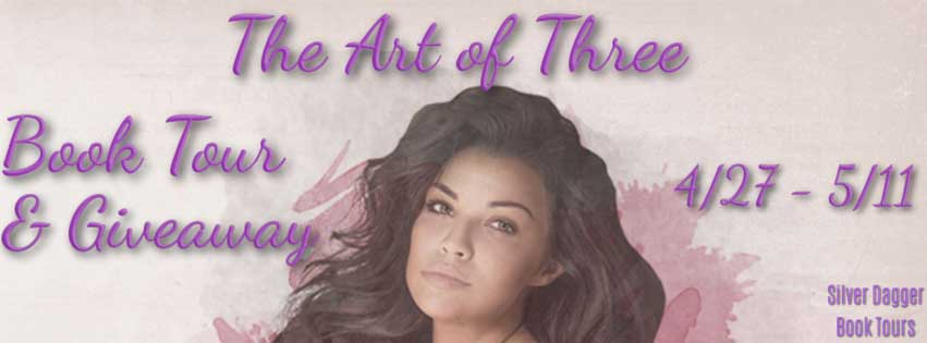 Art of Three blog tour