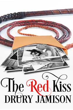 Red Kiss by Drury Jamison