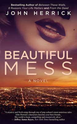 Book cover Beautiful Mess