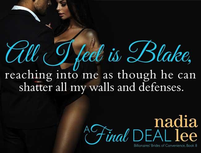 Final Deal book teaser