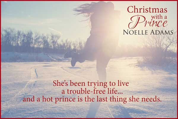 Excerpt Christmas with a Prince