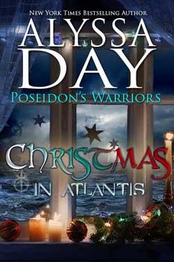 Book cover Christmas in Atlantis