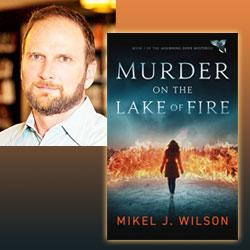 Mikel J Wilson blog tour
