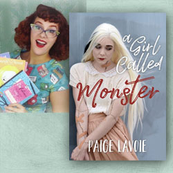 Paige A girl called monster