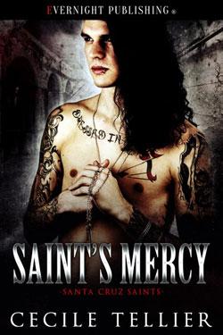 Saints Mercy book cover