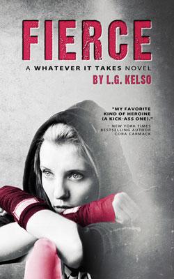 Fierce book cover