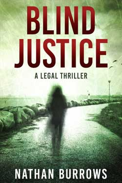 Book cover Blind Justice