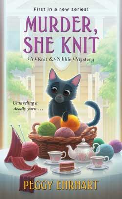 Ehrhart Murder she knit