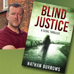 Nathan Burrows blog tour
