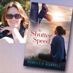 Rebecca Burrell book tour