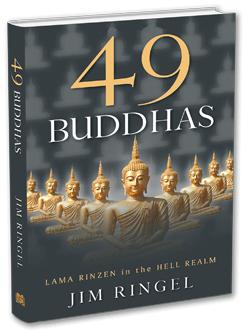 49 Buddhas novel