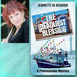Jeannette de Beauvoir blog tour