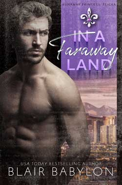 Faraway Land book cover