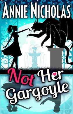 Not her Gargoyle book cover