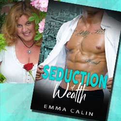 Emma Calin book tour