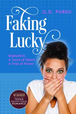 Faking Lucky cover