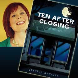 Jessica Bayliss book talk