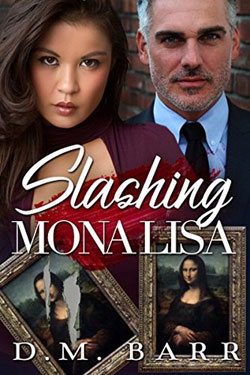 Slashing Mona Lisa Book cover