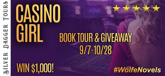 Casino girl tour banner