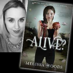 Melissa Woods Alive