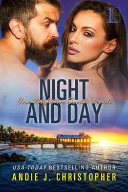 Night day by Andie J Christopher