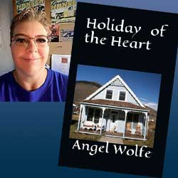 Angel Wolfe Holiday of the Heart
