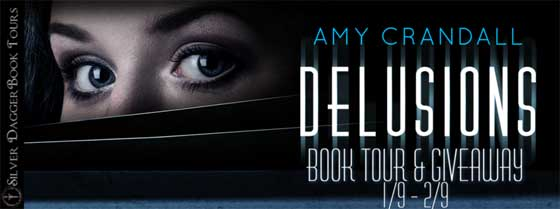 Delusions Amy Crandall banner