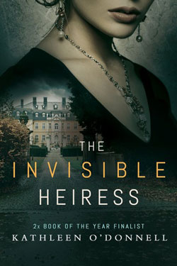 Invisible Heiress book cover