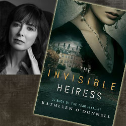 Kathleen O'Donnell blog tour
