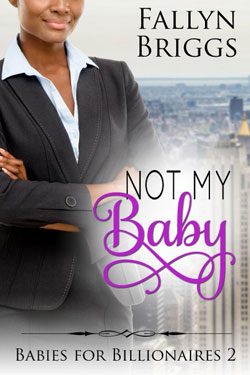 Not my baby book cover