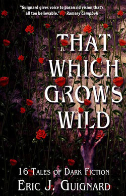 That Which Grows wild cover