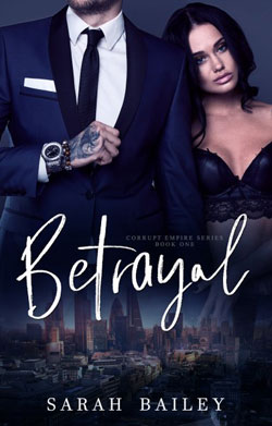 Betrayal Sarah Bailey