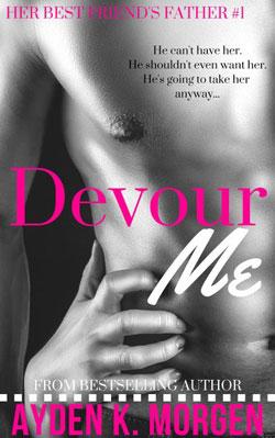 Devour Me book cover