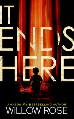 It Ends Here book cover