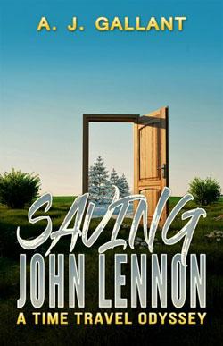 Saving John Lennon book cover