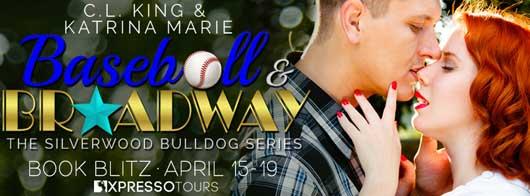 Baseball Broadway banner