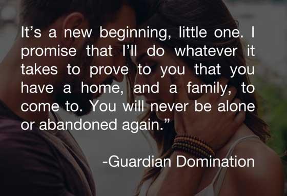 Teaser Guardian Domination