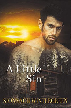 Book cover A Little sin