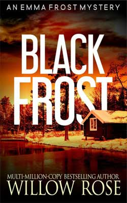 Black Frost book cover